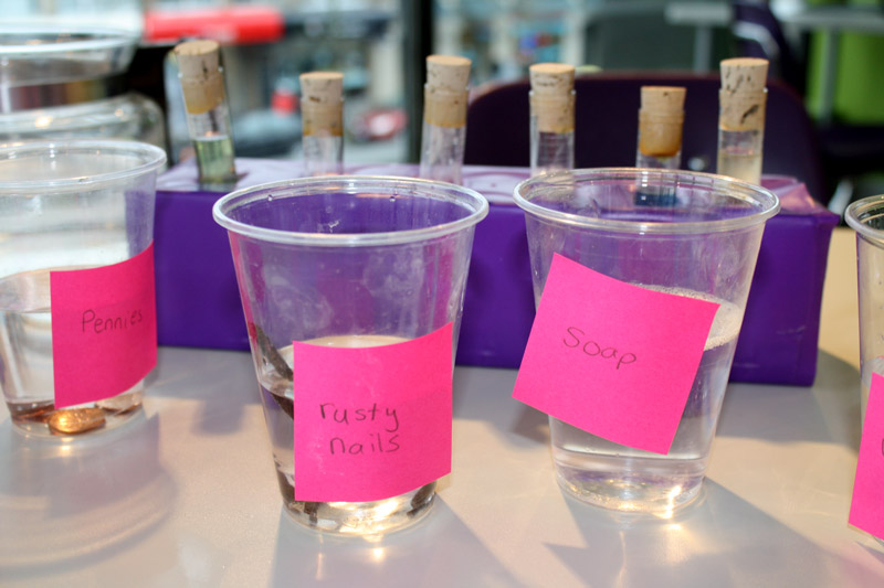 Water Testing PH Comparisons