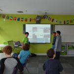 Public speaking at Pear Tree
