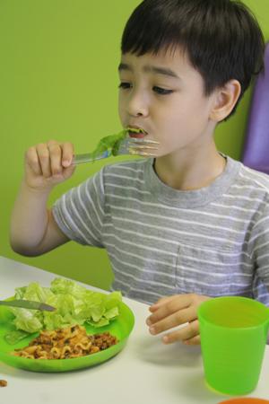 Healthy Hot Lunch Program