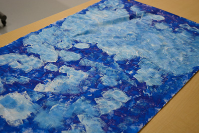 Painter's Pallet at Norma Rose Point School