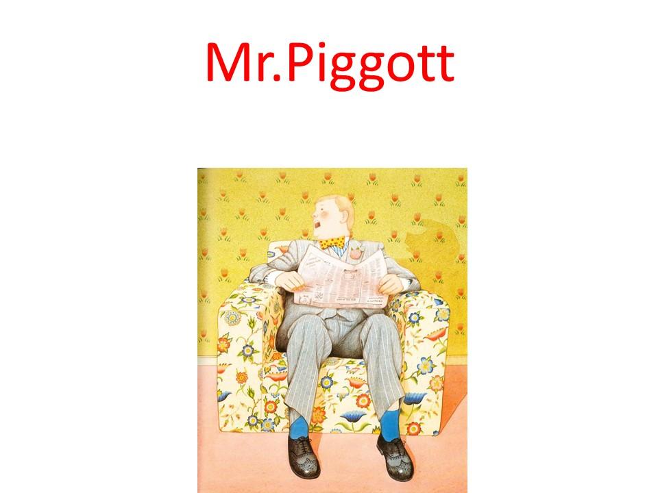 Piggybook Presentation Slide