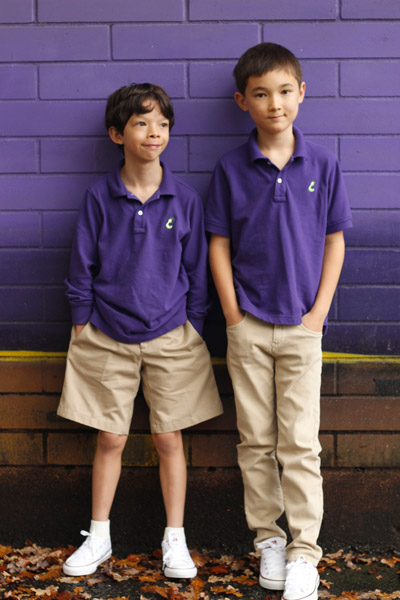 Trendy Boys Uniforms