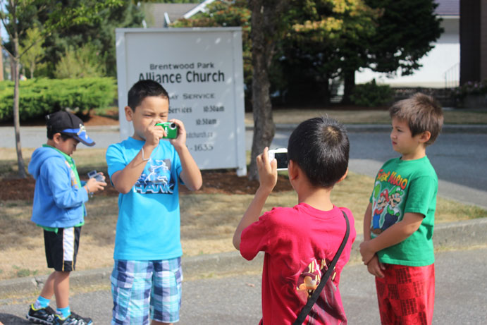 Pear Tree's Burnaby Summer camps