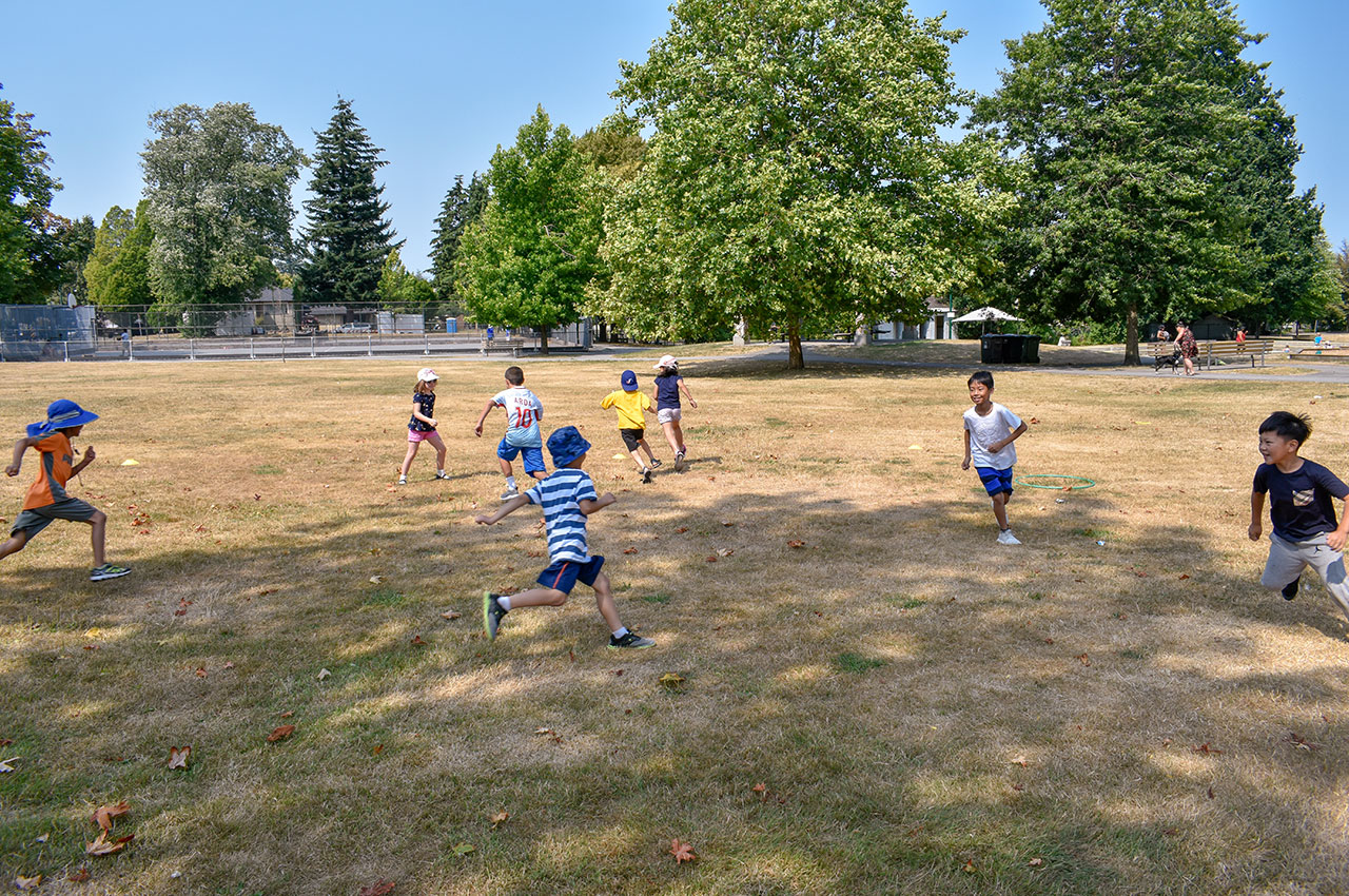 East Van summer camps