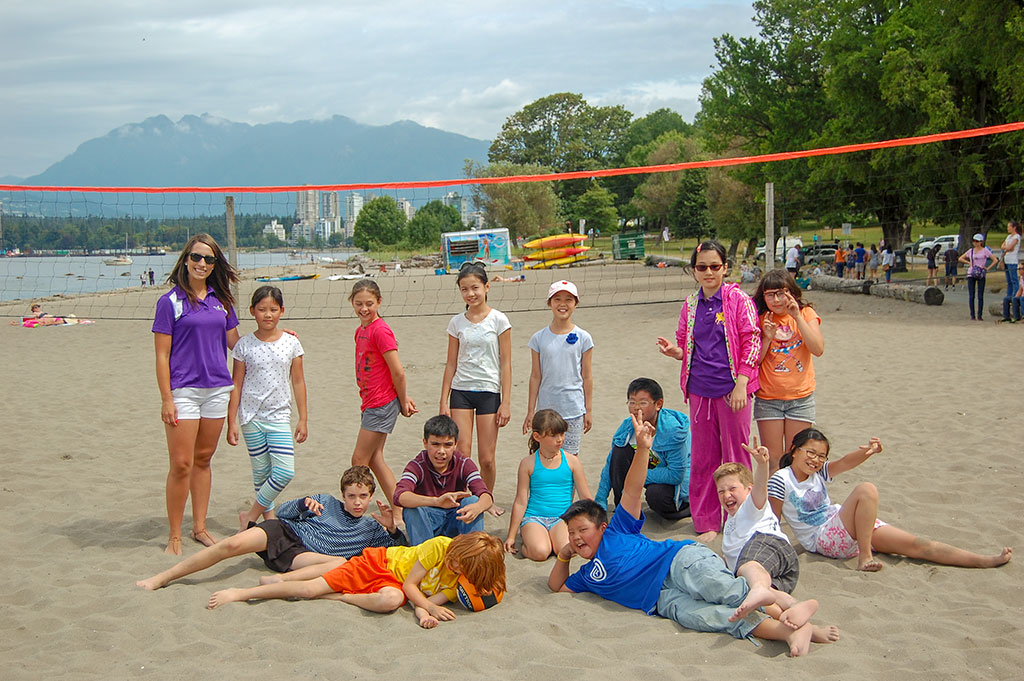 Vancouver summer camps
