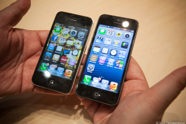 Apple 4S vs 5S - What's the difference?!